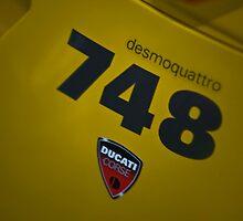 Ducati 748 Biposto by Chris Martin