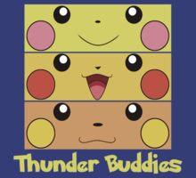 Thunder Buddies by FANATEE
