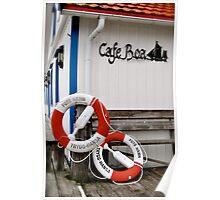 Cafe Boa, Foto, Sweden Poster