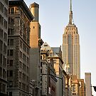 New York City by HeatherMScholl