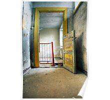 4.9.2013: Abandoned III Poster