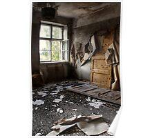 4.9.2013: Abandoned IV Poster