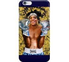 """samoking"", Basquiat takes on the world iPhone Case/Skin"