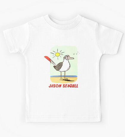 Jason Seagull Kids Tee