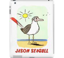 Jason Seagull iPad Case/Skin