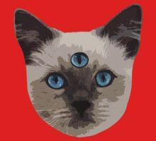 Good Vibes Cat - Original Kids Clothes