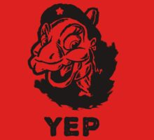 YEP - Ducky Guevara (Land Before Time) T-Shirt by Tabner