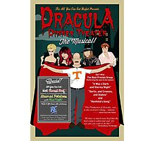 Ep. 36 - Dracula Dinner Theater Photographic Print