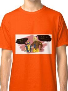 Back Off, Bub Classic T-Shirt