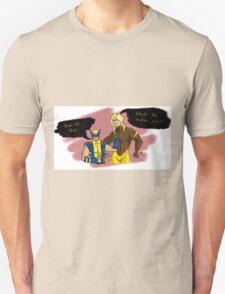 Back Off, Bub Unisex T-Shirt
