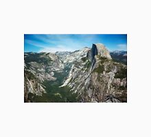 Yosemite Valley - Glacier Point Unisex T-Shirt