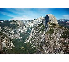 Yosemite Valley - Glacier Point Photographic Print