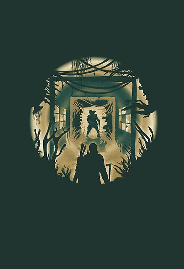 The Last of Us Cordyceps & Bloater by brandonmeier