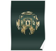 The Last of Us Cordyceps & Bloater Poster