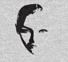 Simple design based on Rachel Skarsten's face (simple) #1 by boandrc