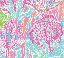 Coral - Lilly Sticker
