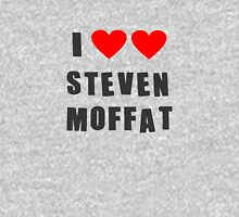 I Love Steven Moffat Unisex T-Shirt