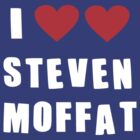 I Love Steven Moffat by hampton13