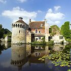 Scotney Castle by mikebov