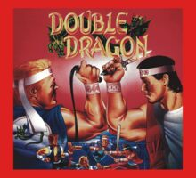 double dragon by tatelfc