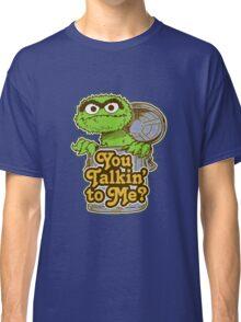Oscar the grouch Classic T-Shirt