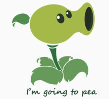 I'm going to pea by MenteCuadrada