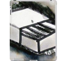 match box iPad Case/Skin