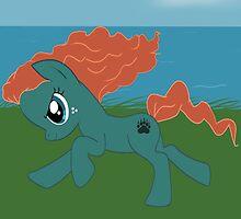 Merida Pony by Ashley Krauss
