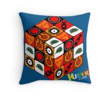 Kubrick Cube Throw Pillow