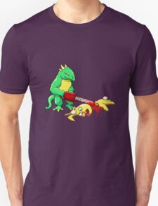 LIZARD VS RABBIT T-Shirt
