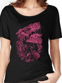 Bayonetta: Gomorrah Summon Women's Relaxed Fit T-Shirt