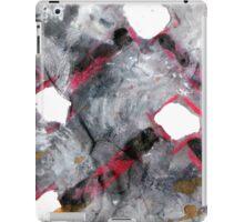 repeatsing matchsticks  iPad Case/Skin