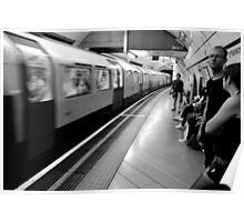 Embankment  - The Platform 2  Poster