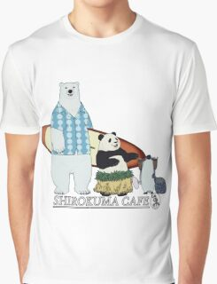 Shirokuma Cafe Graphic T-Shirt