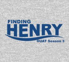 Finding Henry Kids Tee