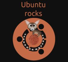Ubuntu rocks  by jonath1991