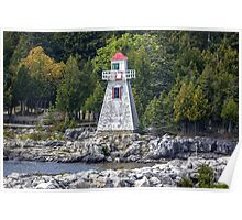 South Baymouth Light Poster