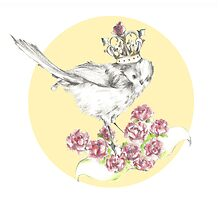 Queen Bird by emilyhline