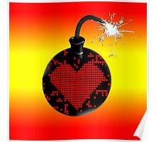 love bomb (hot) Poster