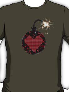 love bomb (hot) T-Shirt