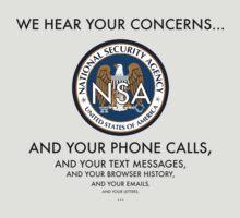 NSA PSA by uncmfrtbleyeti