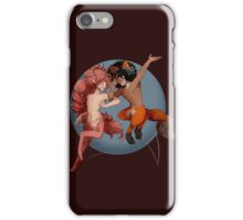 The Deer and the Fox  iPhone Case/Skin