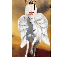 ๑۩۞۩๑ THE RIDER ON THE WHITE HORSE IPHONE CASE ๑۩۞۩๑ by ╰⊰✿ℒᵒᶹᵉ Bonita✿⊱╮ Lalonde✿⊱╮