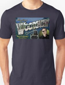 Welcome to Woodbury! T-Shirt