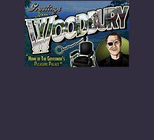 Welcome to Woodbury! Unisex T-Shirt