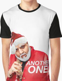 DJ Khaled Santa (variations available) Graphic T-Shirt