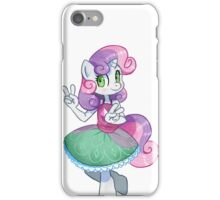 My Little Pony Friendship Is Magic - Sweetie Belle iPhone Case/Skin