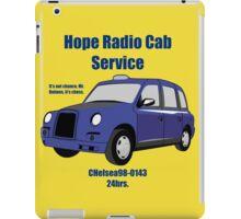 Hope Cab - Sherlock Study in Pink iPad Case/Skin