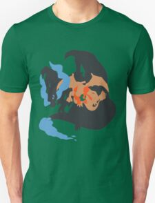 Pokemon At the Heart of Charizard Evolution T-Shirt