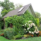 Garden Home by Sandra Fortier